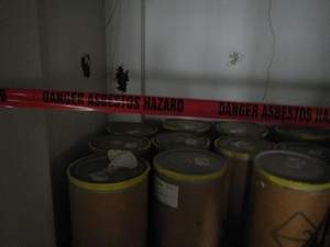 contained asbestos